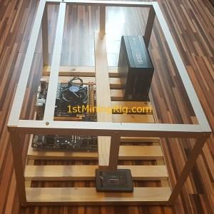 1stMiningRig Open Air Frame Case v3.0 7