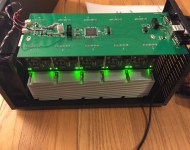 ASIC X11 Miner DR-1 Review 4