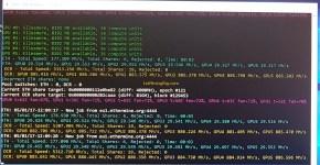 ethereum mining rig rx 480 8gb nitro oc micron 1
