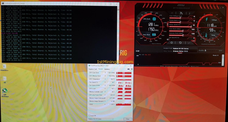 Best BIOS ROM for Sapphire Pulse RX 580 8GB Hynix Memory 30+