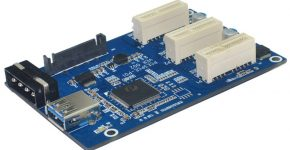 PCI-express-to-mini-pci-express-adapter-Riser-Card-Mini-ITX-to-external-3-PCI-E3