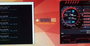 Gigabyte GTX 1060 6GB Ethereum Dual Siacoin Mining Performance