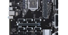 Asus B250 Expert Mining Motherboard Review 3