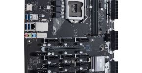 Asus B250 Expert Mining Motherboard Review 4