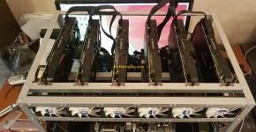 Gigabyte GTX 1070 G1 Mining Rig 2