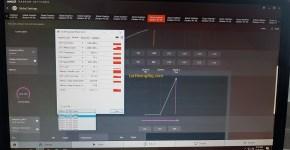 sapphire nitro+ rx 580 4gb 8x gpu mining rig overclock undervolt 1
