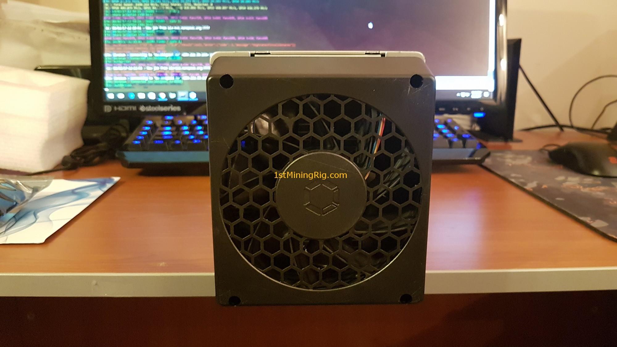 Setting Up Antminer For Antpool Avalon 721 Miner – Micro