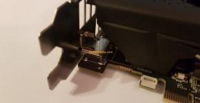 HINT Sapphire RX 470 8GB Mining Edition HDMI Display Port