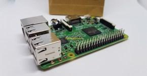 RaspBerry Pi 3 Model B side 2