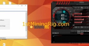 Sapphire Rx 470 8GB Mining Edition Core Voltage Enabled 2