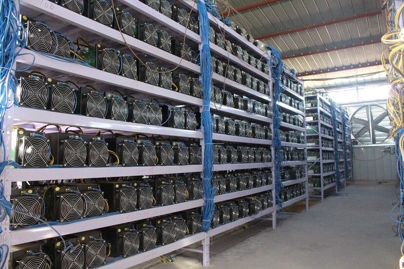 Bitcoins Farmen