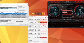 RX 470 8GB Mining Edition Nicehash Mining Hashrate Performance Benchmark optiminer amd, pascal, x11gost, skunk, claymore, sgminer, prospector