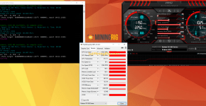 Sapphire Nitro+ RX 580 8GB Special Edition Ethereum Ethash Mining Hashrate and Power Draw 2