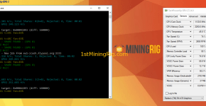 sapphire rx 470 8gb mining edition claymore zcash mining hashrate and power draw