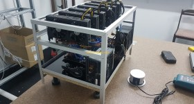 1stMiningRig Sapphire Pulse RX 580 8 GB Mining Rig 5