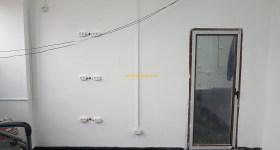 1stMiningRig Worckshop Room Wall Plugs for Prehosting and Testing