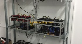 1stMiningRig Working on Mining Rigs 5