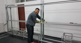 1stMiningRig luminum mining rig shelves 3