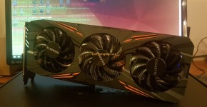 Gigabyte GeForce GTX 1070 Ti Gaming Mining Hashrate & Power Consumption