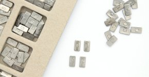 Ledger Cryptosteel Letters