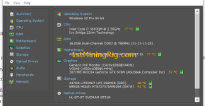 electroneum cpu mining temps speccy