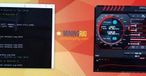 Asus P104-100 4GB Ethereum Dual Mining Pascal Hashrate