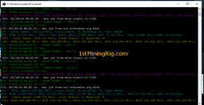 Gigabyte GTX 1060 6GB Windforce Mining Rig Ethereum Dual Mining Verge blake2s hashrate