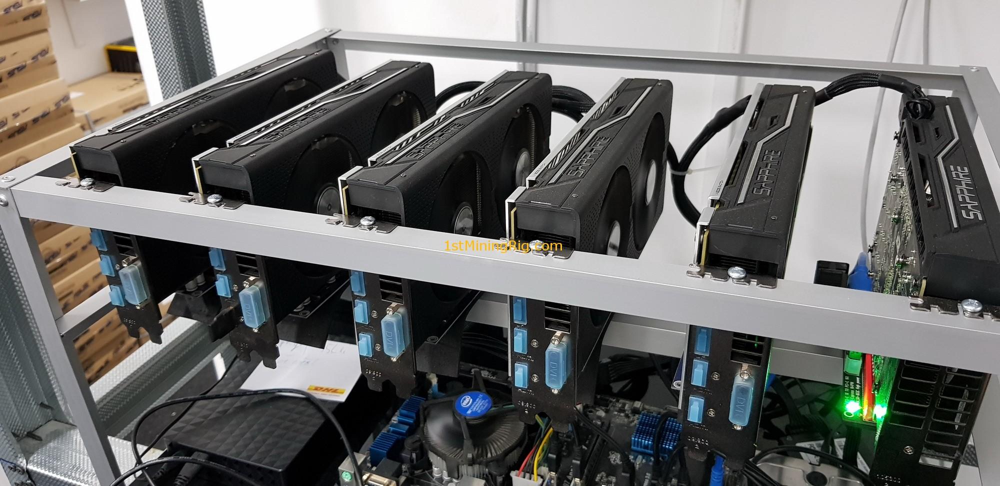 Ethereum Mining Rx 480 Or 470 Elpida 28 32mh Bios