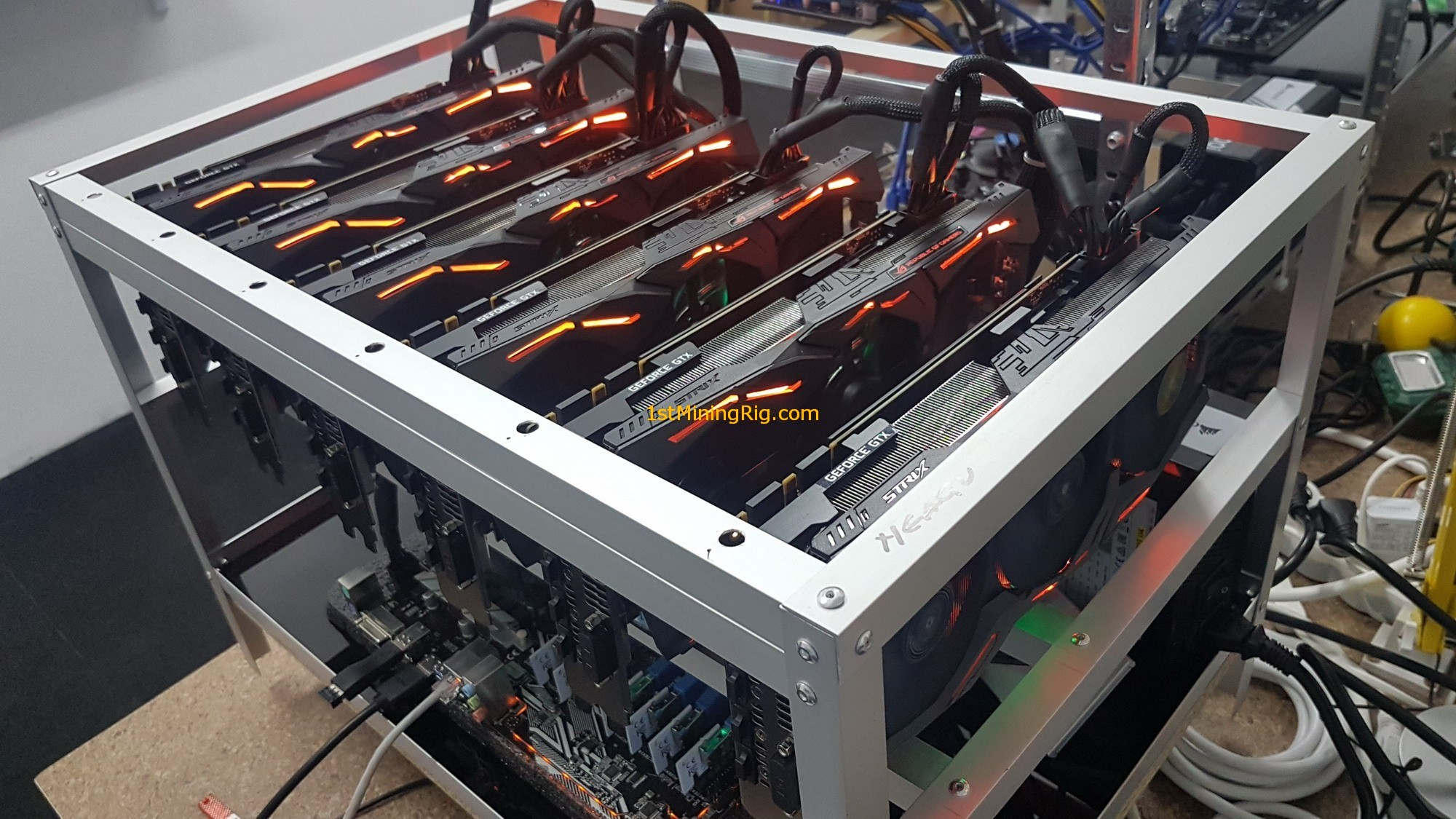 best cryptocurrency to mine with a gtx 1080