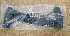 Gigabyte B250-FinTech 3-in-1 PSU Power-On Adapter
