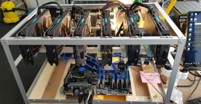 Gigabyte GTX 1060 6GB G1 Gaming Mining Rig 3