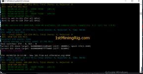 Gigabyte GTX 1060 G1 Gaming 6G Ethereum Dual Mining Verge Hashrate