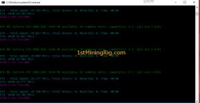 MSI GTX 1060 6GB Gaming X Ethereum Mining Hashrate