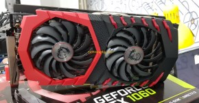 MSI GTX 1060 6GB Gaming X Mining Review 184503