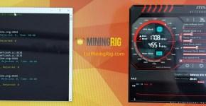 MSI GTX 1060 Armor 3GB Ethereum Dual Mining Smartcash Hashrate
