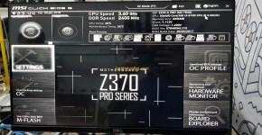 MSI Z370-A PRO BIOS