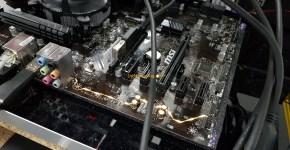MSI Z370-A PRO usb riser pcie one gpu
