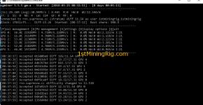 Sapphire Nitro+ RX 580 4GB Ravencoin RVN Mining Hashrate