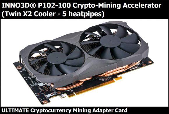 Nvidia P102-100 Mining GPU - Ethereum Mining Difficulty Bomb