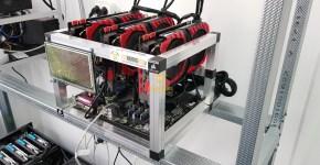 GTX 1080 Ti 3x GPU Mining Rig 7