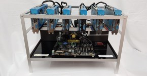Sapphire RX 580 8GB Special Edition Mining Rig 1