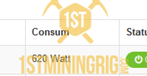 gtx 1080 ti 3x gpu mining rig raven miner v2.6 power draw