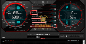 gtx 1080 ti mining purk msi afterburner clocks
