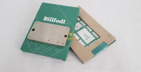 Billfodl Contents