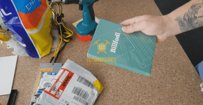 Billfodl Unboxing 1