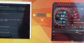 EVGA GTX 1070 Ti Ethereum Dual Mining LBRY Hashrate Overclock
