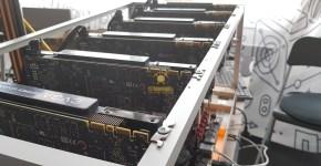 EVGA GTX 1070 Ti Mining Rig 4