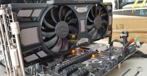 EVGA GTX 1070 Ti SC Gaming Black Edition Mining Hashrate