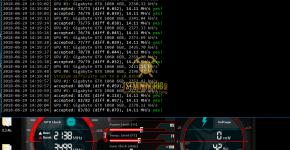 Gigabyte GTX 1060 6GB Luxcoin PHI2 Mining Hashrate