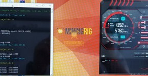 Gigabyte GTX 1080 Ti Ethereum Dual Mining Pascal Lite Hashrate Overclock